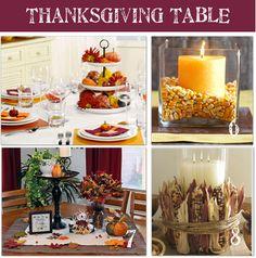 11 Thanksgiving Table Setting Ideas   My Thirty Spot