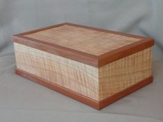 box, Qld maple and jarrah