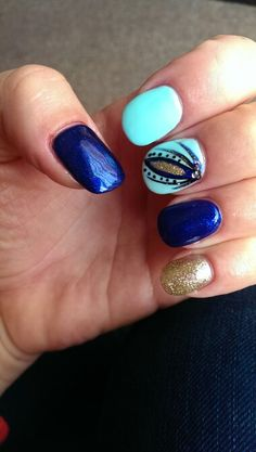 Hybrid nails
