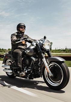 The original fat custom icon. | 2016 Harley-Davidson Fat Boy Lo