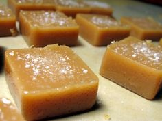 I Believe I Can Fry: Super-Easy Salted Caramels