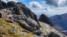 Slieve Bearnagh, Mourne mountains, Northern Ireland  - Imgur
