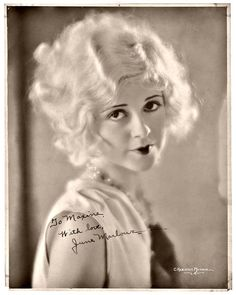 June Marlowe, 1920s viawhataboutbobbed