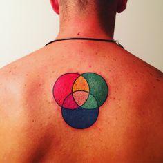 #Tattoo #3circles #Brothers #Men