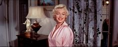Cinema Style File--Marilyn Monroe in 1955's Style Essential THE SEVEN YEAR ITCH | GlamAmor