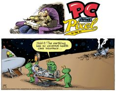 PC and Pixel  by Tak Bui Sunday, October 19, 2014