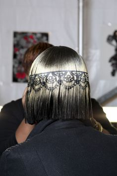 i dont like the style at all....but i def see done differently this could be super cool.