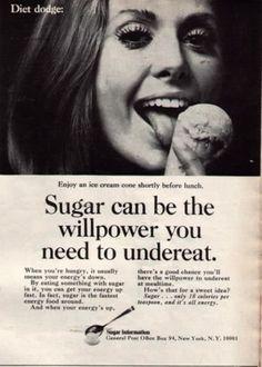 Sexual innuendo advertising