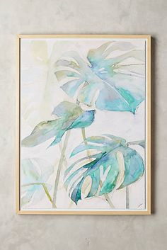 Tropicales Wall Art
