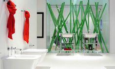 rubinetteria ONE - by CERAMICHE FLAMINIA - design Sergio Mori, Roberto Palomba http://www.ceramicaflaminia.it/