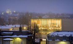 Turku City Library / JKMM Architects / Turku, Finland / 2007