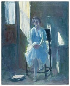 arte via Lady Limoges Clarence Gagnon, Cubist Art, Canadian Painters, Art Database, White Art, Paint Designs, Art Music, Figurative Art, Cool Artwork