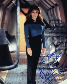 Entertainment Memorabilia Autographs-original Lot 6 Star Trek Signed Autographed Photos Guest Stars Secondary Characters