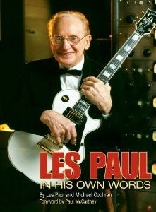 Lester William Polsfuss (June 9, 1915 – August 13, 2009) —known as Les Paul—was an American jazz, country and blues guitarist, songwriter, luthier and inventor. He was one of the pioneers of the solid-body electric guitar, which made the sound of rock and roll possible.  Learn more...  #electricguitar #rockandroll