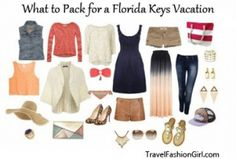 What to Pack for a Florida Keys Vacation