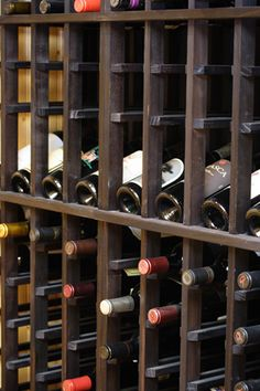 These free wine rack plans include everything you need to create a wine rack that is functional and