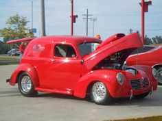 1938 Willys Sedan Delivery - All Steel