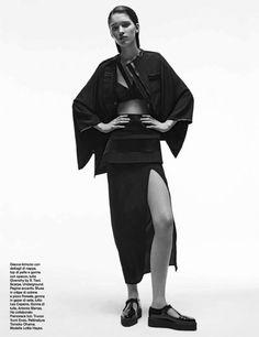 Editorial of the week: minimal black