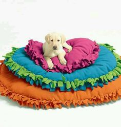 DOG ° BEDS  easy diy
