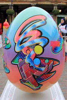 The Big Egg Hunt 2013 - Covent Garden, London | Flickr - Photo Sharing!