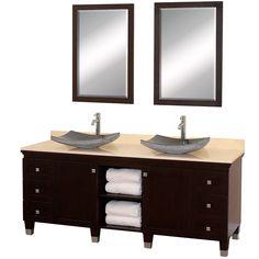 Bathroom vanities 72