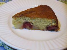 GF Pear Cake Thing!