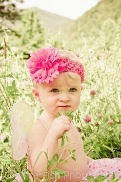 fairie in the field