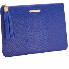 desiary.de - All in One Bag, Clutch, indigo blau