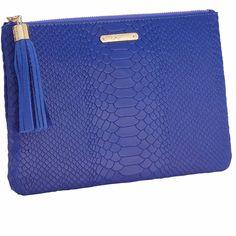 desiary.de - All in One Bag, Clutch, indigo blau