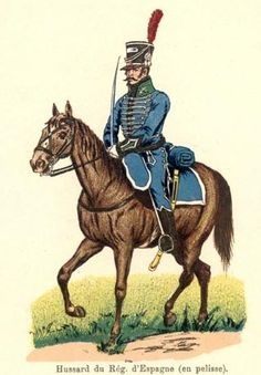 Húsares Españoles 1809