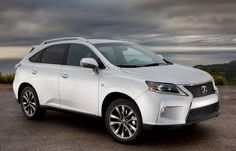 2014 Lexus SUV. My new car before 2013 is over!