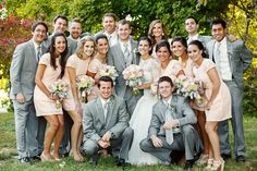 Introduce your bridal party with a short bio at the reception