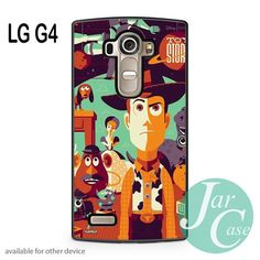 Movie Poster Toy Story Phone case for LG G4