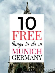 When I was an au pair, I went on a weekend trip to Munich, Germany. The only time I spent money was when I was paying for my hostel and food, tour to Neuschwanstein Castle and everything else I did was free. I didn't even need a bus or train pass since I walked everywhere. There are tons of free options to choose from in Munich, as well as surrounding towns. Munich is perfect for any budget and there are plenty of kid-friendly activities to choose from as well. To make it easier for you, ...