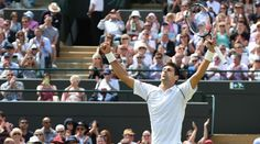"Djokovic: ""This was one of the most difficult matches I've played at Wimbledon, maybe in my career"" Wimbledon 2015"