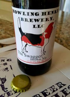 The Swagger Brown Ale