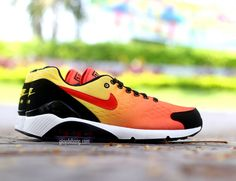 Nike Air Max 90 Hyperfuse Premium StealthTonal Orange