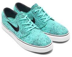 Nike Sb Janoski Blue Speckle Womens 7