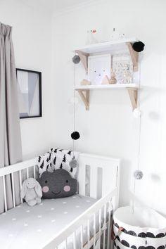 Scandinavische babykamer - THESTYLEBOX