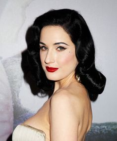 Dita Von Teese just dropped $2.8 million on this gorgeous L.A. home