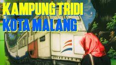 Kampung Tridi (3D) Malang  Merupakan objek wisata terbaru di Kota Malang yang bersebelahan dengan Kampung Warna Warni Jodipan Malang.