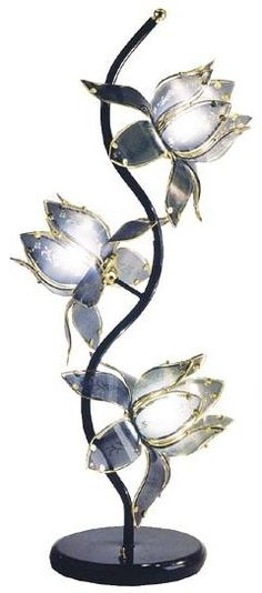 1000 Images About Metal Lotus Flower Wall Art On