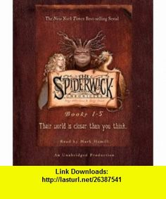 The Spiderwick Chronicles  1-5 Book 1 The Field Guide; Book 2 The Seeing Stone; Book 3 Lucindas Secret; Book 4 The Ironwood Tree; Book 5 The Wrath of Mulgarath (9780739356159) Holly Black, Tony DiTerlizzi, Mark Hamill , ISBN-10: 0739356151  , ISBN-13: 978-0739356159 ,  , tutorials , pdf , ebook , torrent , downloads , rapidshare , filesonic , hotfile , megaupload , fileserve