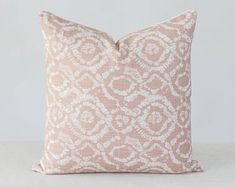 Blush Pillow Cover Light Pink Pillow Covers, Pink Texture Pillow Cover, Pink Tassel Pillow, Blush Pink Pillow Cover with Tassels : Blush Pillow Cover Light Pink Pillow Covers Pink Blush Pillows, Boho Throw Pillows, Designer Pillow, Designer Throw Pillows, Pink Pillow Covers, Pink Texture, Pillow Texture, Custom Pillows, Blush Pink