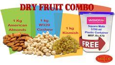 dryfruit container