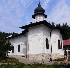 The Agapia Monastery' (Romanian: Mănăstirea Agapia) is a Romanian Orthodox monastery located 9 km west of Târgu Neamţ, in Agapia Commune, Neamţ County. It was built between 1642 and 1647 by Romanian Voivode Vasile Lupu. The church, restored and modified several times during the centuries was painted by Nicolae Grigorescu, between 1858 and 1861