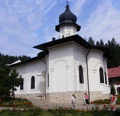 The Agapia Monastery' (Romanian: Mănăstirea Agapia) is a Romanian Orthodox… 1 Decembrie, Moldova, Iglesias, Place Of Worship, Eastern Europe, Bulgaria, Cathedral, Medieval, Beautiful Places