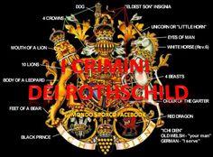 Mondo Sporco: L' impero mondiale dei rothschild