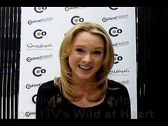 Olivia Scott Taylor from ITV Prime Time Drama Wild at Heart.