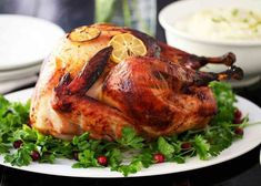 This basic turkey brine recipe will teach you how to brine a turkey - the easy way! Takes just 3 simple ingredients and is failproof. This is the best turkey brine for beginners and makes a great Thanksgiving dinner! Best Turkey Recipe, Easy Turkey Recipes, Leftover Turkey Recipes, Leftovers Recipes, Easy Turkey Brine, Slow Roasted Turkey, Easy Brine Recipe, Pork Tenderloin Recipes, Cooking Turkey